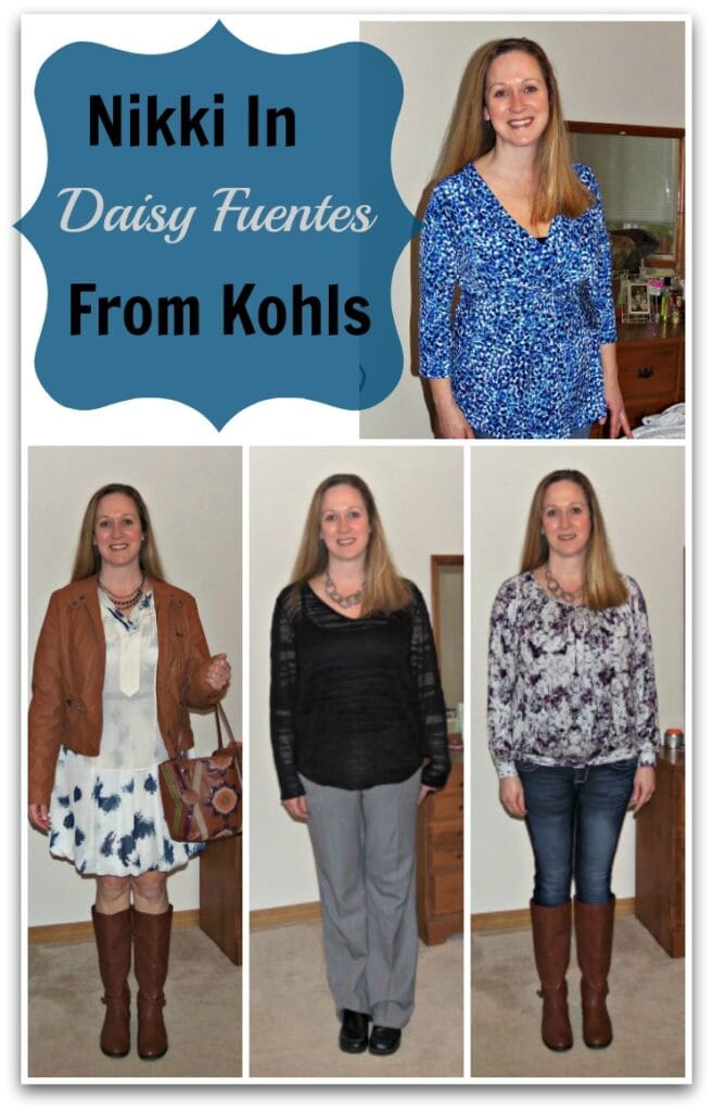 How We Outfitted A Local Mom with a New Wardrobe for $250 + Enter To WIN $25 Kohls Gift Card!