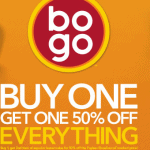 Payless Shoe Source BOGO Half off