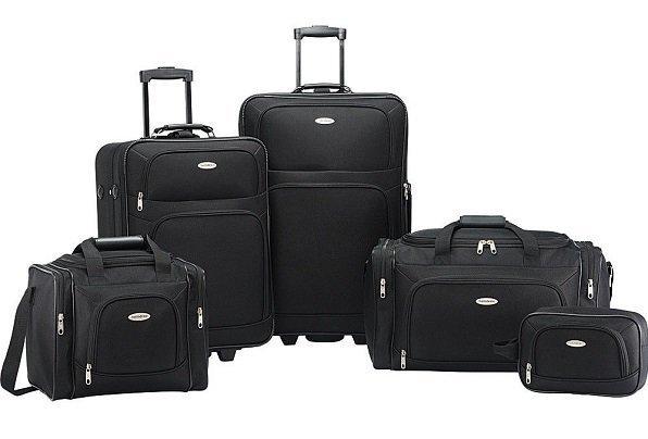 Samsonite Nobscot 5 Piece Luggage Set $79.99 Shipped!