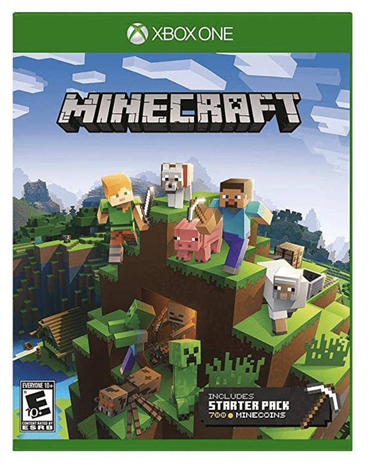Minecraft XBox Game