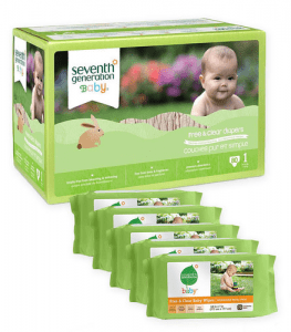 Seventh Generation Stage 1 Diapers