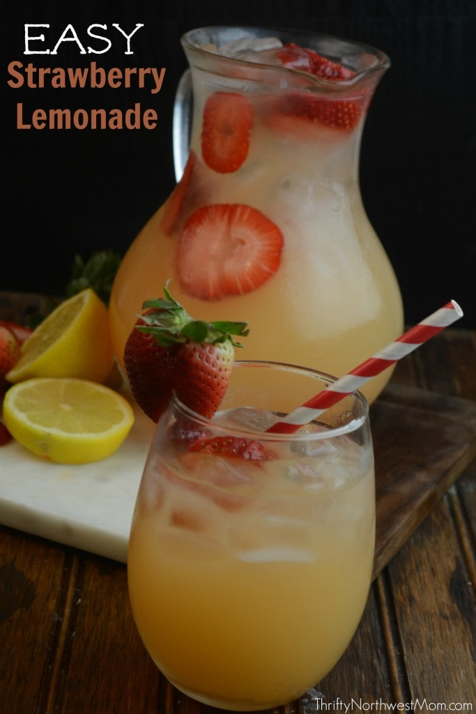 Strawberry Lemonade Recipe