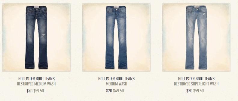 hollister jeans sale 2