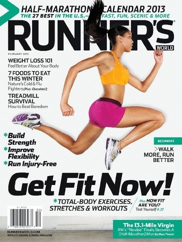 Runners World Magazine – One Year Subscription for $6.95