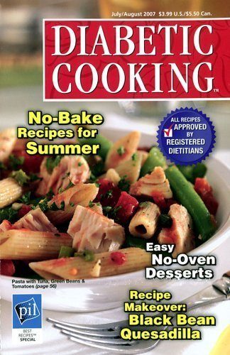 Diabetic-Cooking-Magazine
