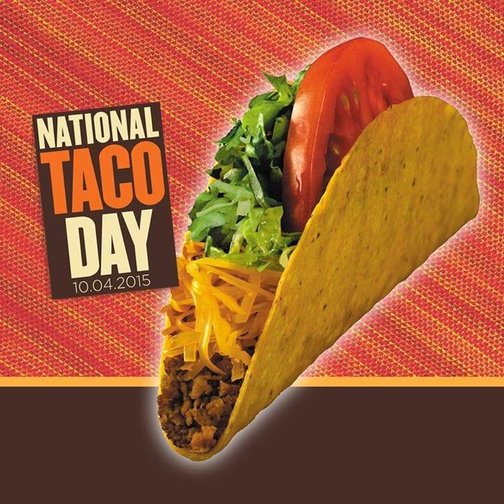 Free Taco at Taco Time