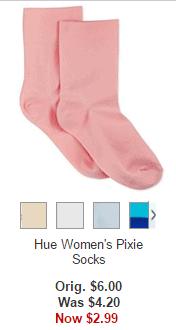 Hue Women's Pixie Socks