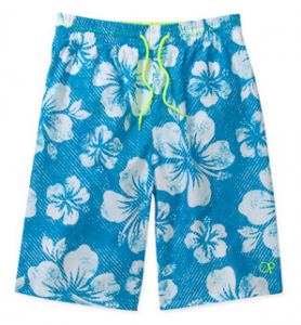 OP Hawaiian Shorts