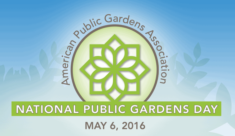 Free admission to local gardens with a list of Northwest locations.