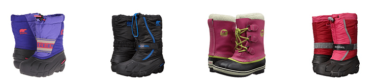 Sorel Boot Sale: Prices are up to 50% off! Spend $100+ for a $25 bonus for later