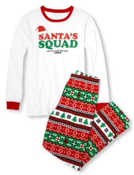 The Children's Place: 50% Off Matching Family PJs + Free Shipping!