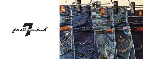 7 for All Mankind Sale + Extra 15% Off (Kids Jeans $16.99, Womens $40 & More)!