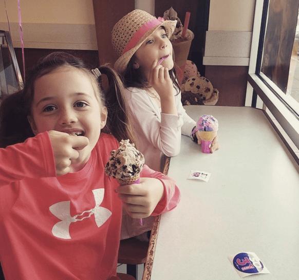 Baskin and Robbins Ice Cream