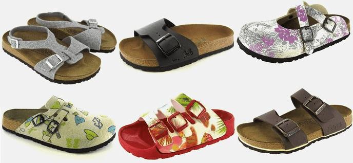 Birkis Sandal & Clog Closeout Sale