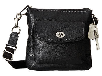 COACH Park Leather Swingpack