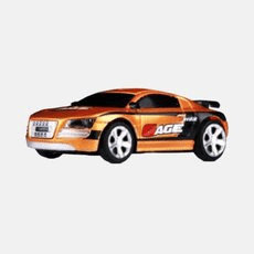 Dexim RC Toy Car for iPhone - Gold
