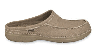 Khaki Santa Cruz Slip-On Shoe - Men