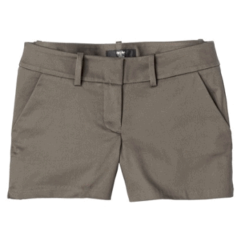 Mossimo Women's 3.5 Shorts - Assorted Colors