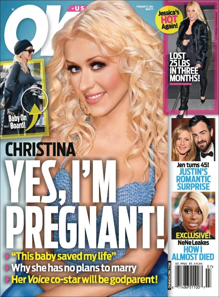 OK! Magazine Subscription Deal – $17.95 Per Year (91% off)