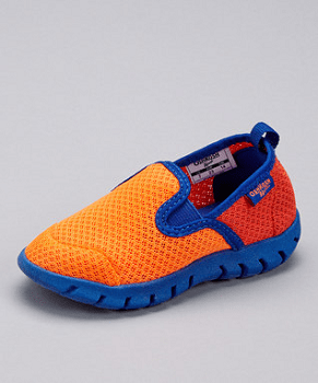 Orange Jet Water Shoe