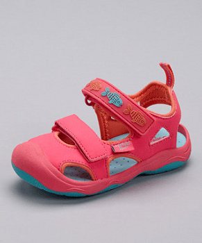 Pink Rapid Sport Sandal