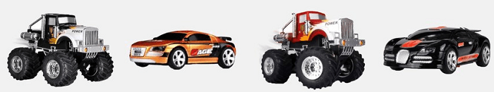 RC Toy Cars for iPhones