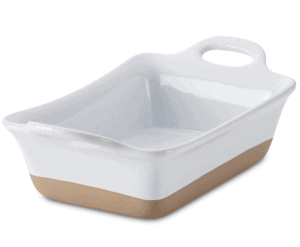 Rachael Ray Collection Stoneware 12-Oz. Rectangular Au Gratin Dish