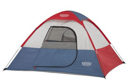 Wenzel Camping Gear Sale - 2 Person Kids Tent