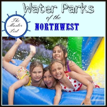 Keep cool in the summer by visiting one of these fun water parks around the Northwest! Our list includes the big parks as well as smaller water parks & popular pools around Washington, Oregon & Idaho.