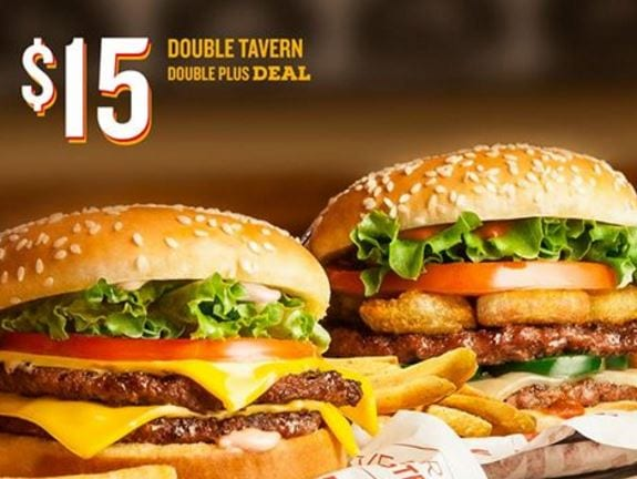 Red Robin Discounts