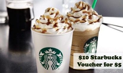 Starbucks Discount Card