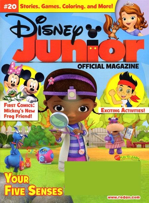 Kids Magazines On Sale – Full of Fun Activities (Scooby Doo & Disney Junior)