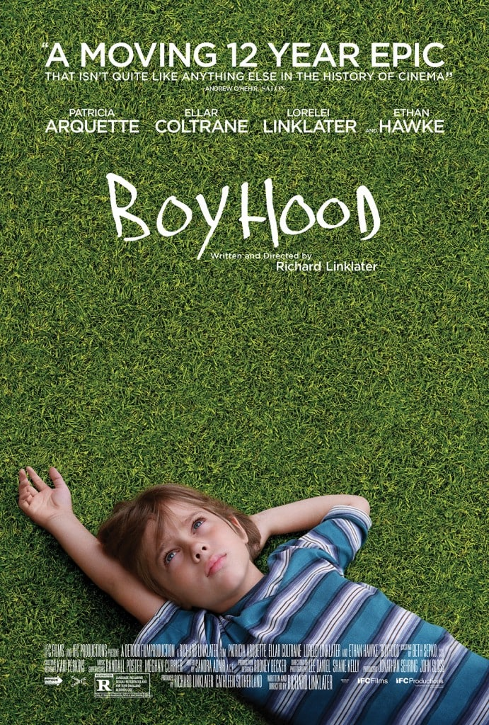 Win Tickets to See Boyhood Movie in Seattle – 11 Winners Win Tickets for You & Friend!
