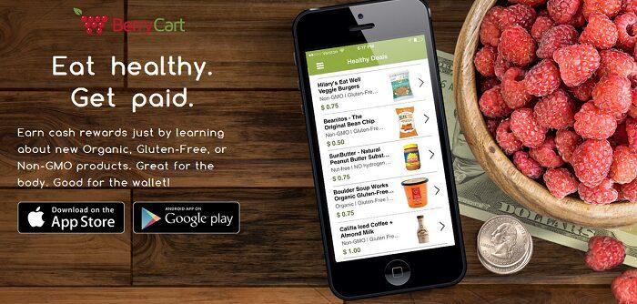 BerryCart App