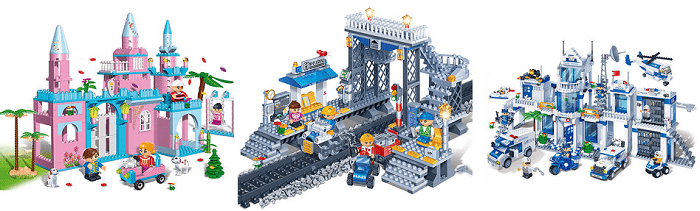 Building Sets On Zulily