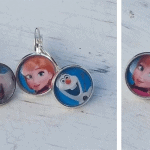 Character Inspired Earrings