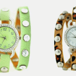 DOUBLE WRAP WOMEN'S WATCH