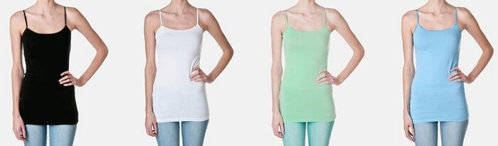 Essential Summer Camisole Only $4.99 Shipped!
