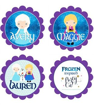 Let It Go Frozen Collection Starting At $2.99!