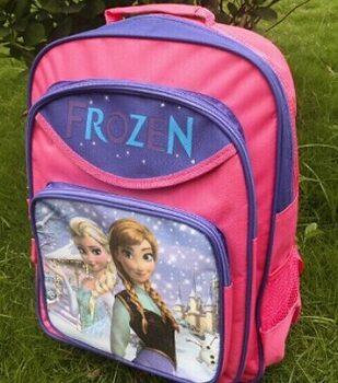Frozen Inspired Backpack