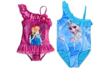 Frozen Inspired Swimsuits