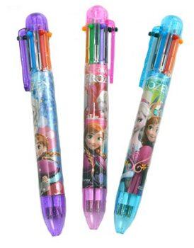 Frozen Six-Color Pens