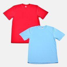 Hanes Cool Dri Short Sleeve Men's TShirts (2 Pack)