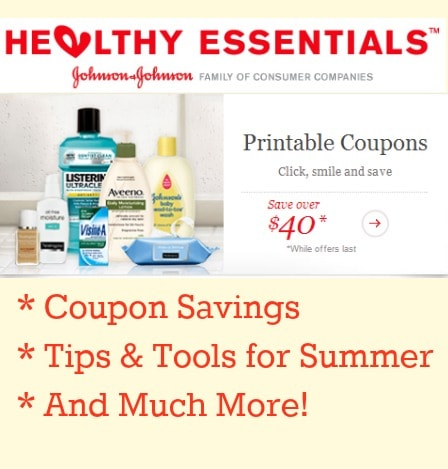Healthy Essentials 2