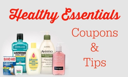 Healthy Essentials Summer Products – Get $45 in Coupons! #Moms4JNJConsumer