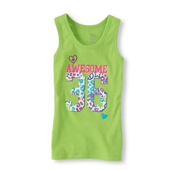 Matchables Graphic Tank Top