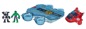 Playskool 4 In 1 Helicarrier