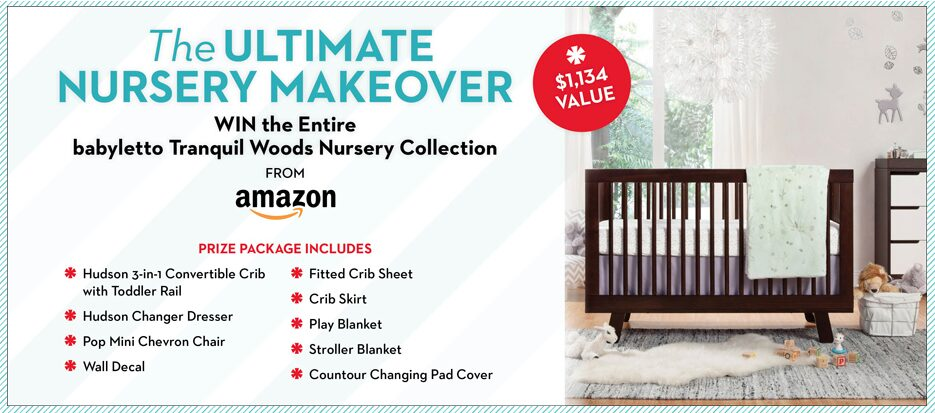 Red Tricycle Ultimate Nursery Makeover