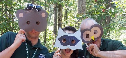 Endangered Species Weekend at Northwest Trek