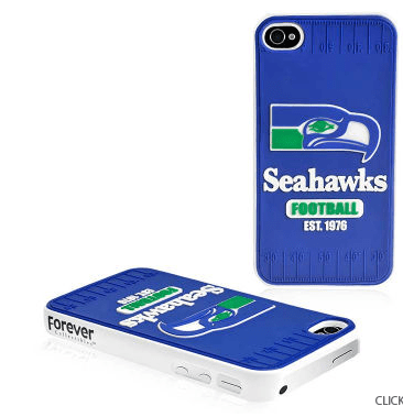 Seahawks phone cover